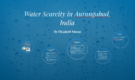 Water Scarcity in Aurangabad