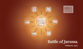 Battle of Jarama.