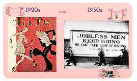 1920s and 1930s