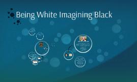 2015 TEDx: Imagining Black