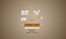 Cedar Rapids v. Garret