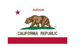Copy of California!