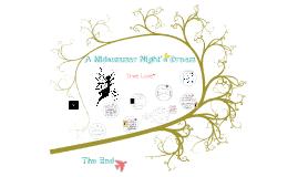 Copy of A Midsummer Night's Dream