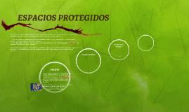 ESPACIOS PROTEGIDOS