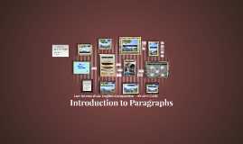 Introduction to Paragraphs
