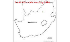South Africa Mission Trip 2014
