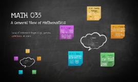 Math 035