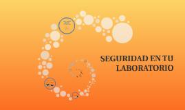 Copy of Seguridad en Tu Laboratorio