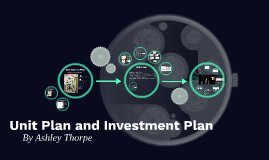 Unit Plan and Investment Plan