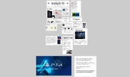Marketing Mix -PS4