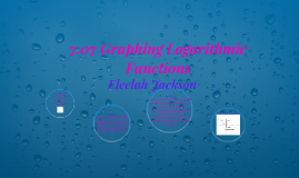 0407 periodic table lab activity by leelah jackson on prezi 707 graphing logarithmic functions urtaz Images