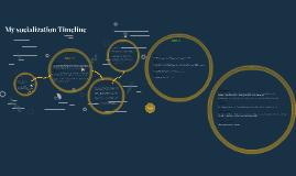 My socialization Timeline