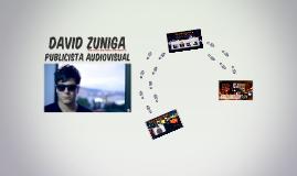David Zuniga Publicista / Portafolio Audiovisual