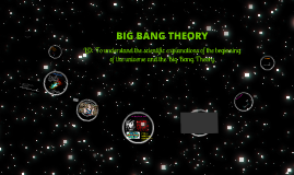 Copy of The Big Bang