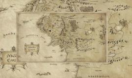 The Hobbit: Journey Map