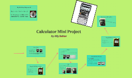 Calculator Mini Project