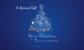 Christmas Prezi Template 2013