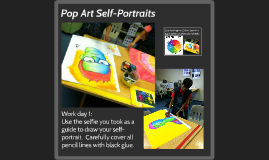 Pop Art Self-Portraits