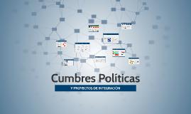 Cumbres Políticas