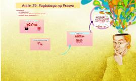 Copy of Ang Pagbabago ng Presyo
