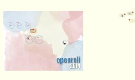 #OER erstellen - openreli 2014