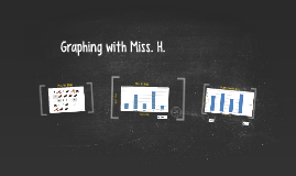 Graphing with Miss. H.