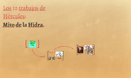 Mito de la Hidra.