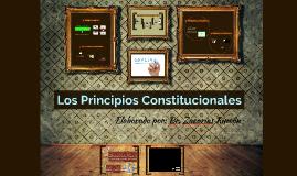 Los Principios Constitucionales