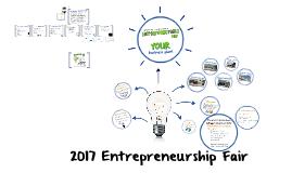 2017 Entrepreneurship Fair w Business Plan