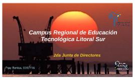 Campus Regional de Educación Tecnológica Litoral Sur