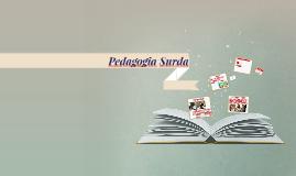 Pedagogia Surda
