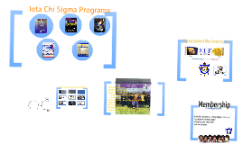 ICS of Sigma Gamma Rho Informational Presentation