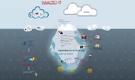 Copy of Portafolio y Administración de Proyectos alineados al MAAGTIC-SI