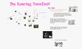 The Roaring Twenties!
