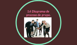 1.6 Diagrama de proceso de grupo.