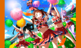 Mega Anime Panel