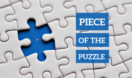 Piece of the Puzzle - Free Prezi Template by Prezi Templates by ...