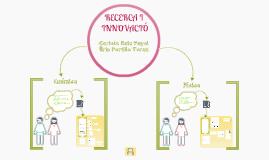 Recerca i innovavió