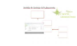 Modelo de Trabajo del laboratorio