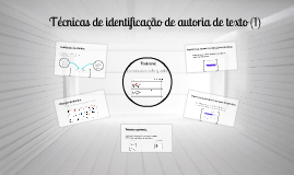 Copy of Técnicas de identificação de autoria de texto