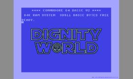 Dignity W@rld