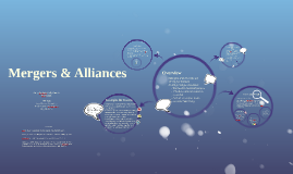 Mergers & Alliances
