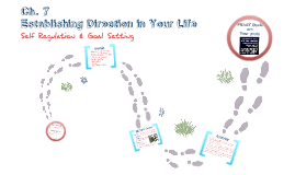 Strategies ,Ch 7 - Establishing Direction