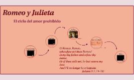 Romeo & Julieta - ciclo por recreaciones