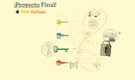 ¡Proyecto Final!