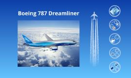 Copy of Boeing 787 Dreamliner