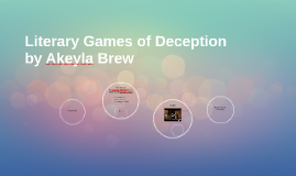 Copy of Literary Games of Deception