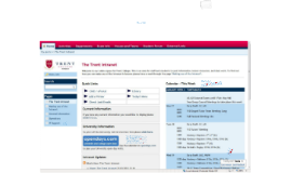 The Trent Intranet