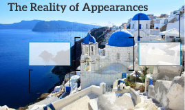The Reality of Appearances