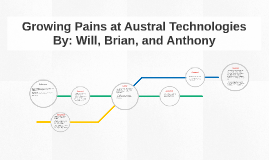 Copy of Growing Pains at Austral Technologies